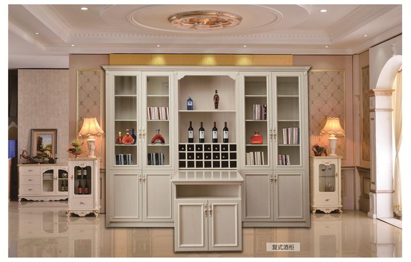 复式酒柜-酒柜型材
