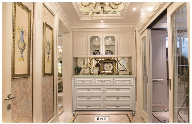 单盆浴室柜