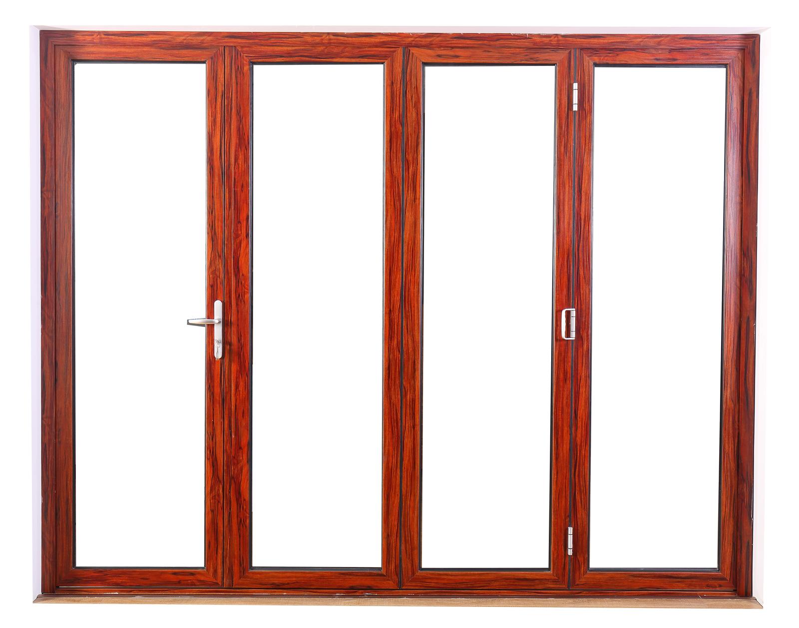 ZD75豪华折叠门